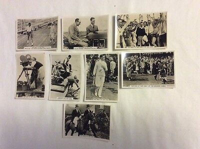 Ardath Real Photographs Pastimes of our King.