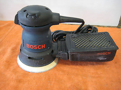 "Bosch 1295DVS 2.2 amp.Variable Speed Random Orbit 5"" Sander"