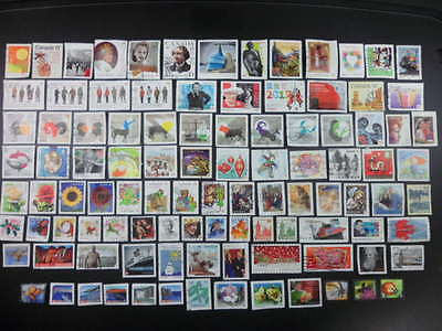 100 Canada Stamp Lot