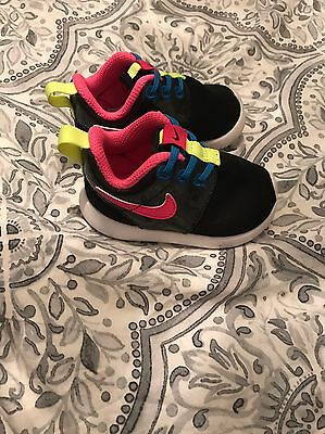 Baby Girls Size 3.5 Trainers