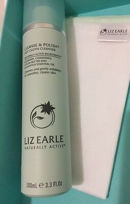 Liz Earle Cleanse and Polish Hot Cloth Cleanser NEW 100ml