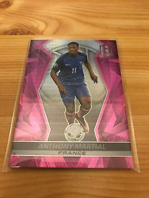 2016-17 Panini Spectra Anthony Martial France 08/25