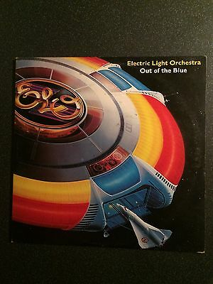 Electric Light Orchestra - Out Of The Blue - UK 2 LP - Classic Rock