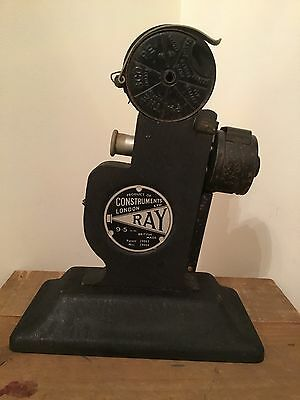 Vintage Construments Of London Ray 9.5mm Film Projector