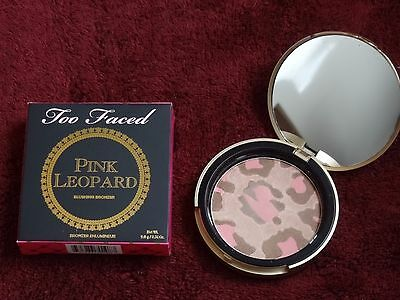 TOO FACED blush PINK LEOPARD