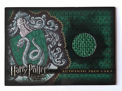 Harry Potter Half Blood Prince Quidditch Stand Material Comic Con 2009 SDCC09 P3