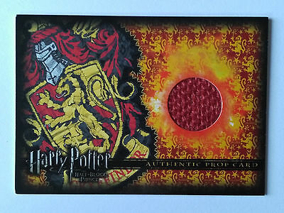 Harry Potter Half Blood Prince Comic Con 2009 Quidditch Stand Material SDCC09 P1