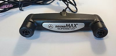 Andrea Array2-SNA SoundMAX Superbeam Array Stereo Microphone - 3.5 mm Connector