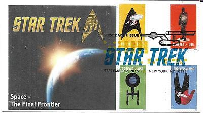 Star Trek 50th Anniversary 4on1 cover with DCP