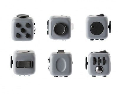Fidget Cube for Focus, Stress Relief and Calming Mood. Good for ADHD and Stress.