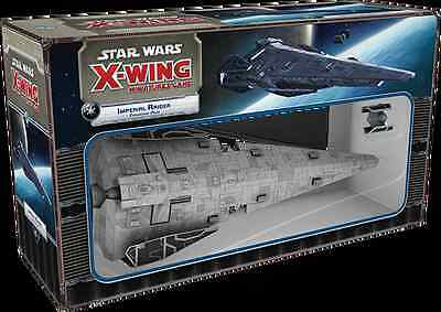 Star Wars X-Wing Miniatures Game: Imperial Raider Expansion Pack SWX30