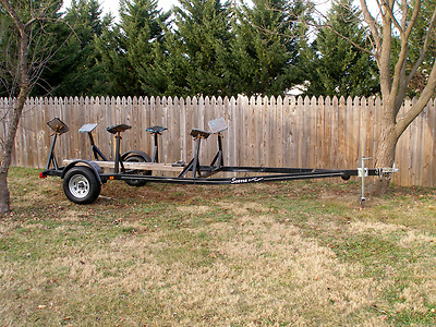 Searra Sailboat Trailer for Cape Dory Typhoon