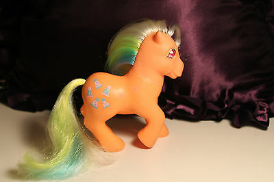 VINTAGE 1985 My Little Pony - Party Time - (Twinkle Eyed Pony)