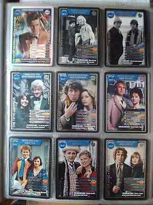 Doctor Who Monster Invasion Ultimate Complete Master 126 Set 2012 B.B.C Mag