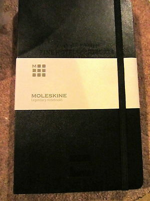 American Expresss Fhr Moleskin Note Book A5 Size New Mint