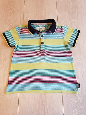 Boys 18-24 Months Ted Baker Polo Shirt