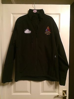 Fury Cast And Crew Jacket Unworn Size Medium Prop