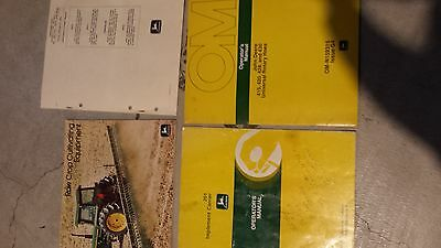 john deere implement carrier rotary hoe disk manuals and advertising