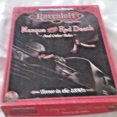 Advanced Dungeons & Dragons 2Nd Edition  Ravenloft Campaign Expansion