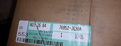 Genuine Nissan Xtrail T31 07-10 Right Hand Front Wheel Arch Spat Trim 76852Jg30A