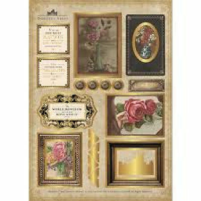 Downton Abbey Die-Cut Toppers - Set 1