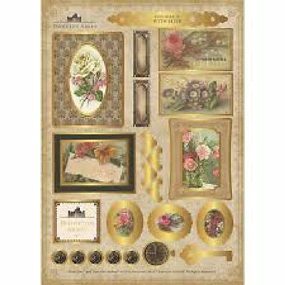 Downton Abbey Die-Cut Toppers - Set 2