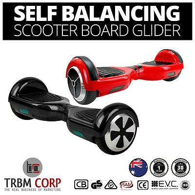NEW CERTIFIED Two Wheel Electric Balance Scooter Glide 700W, Manual, RED ONLY