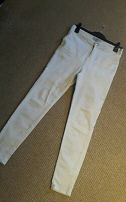 32L �� New Look Ladies High Waisted skinny Jeans Size 14 (stretchy)