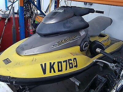 1997 Seadoo XP LTD Wrecking for parts