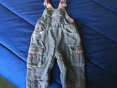 Baby Boden Baby Boy Overalls Size 3-6 Months EUC