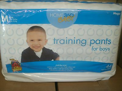 1 lot of 2 Case Home 360 Boys Pull Ups Training Pants, Size 2T-3T (352 Total)