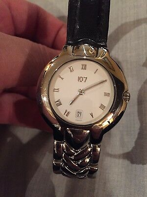 Limited Edition Gianni Versace Hybrid Women's Watch