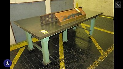 Welding Table, Cast Iron Surface Plate