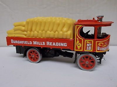 Matchbox Models Of Yesteryear Y18-2 1918 Atkinson Steam Wagon Burghfield Issue 1