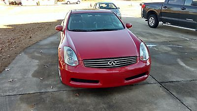 2004 Infiniti G35  Infiniti G35 Coupe with Brembo brake package