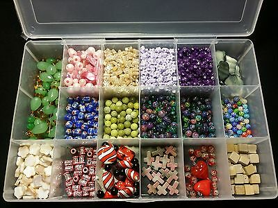 Beads - Craft Supplies - Lot retail over $200 #1