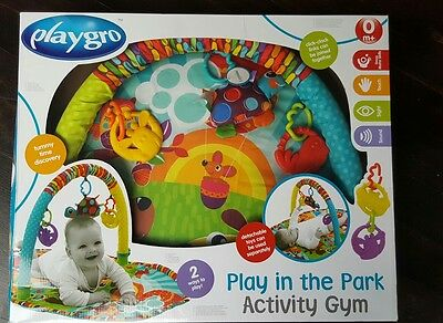 Playgro Play in the Park Activity gym / mat