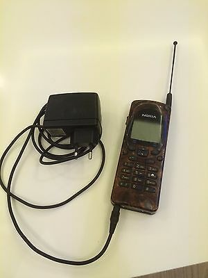 old NOKIA 2110 vintage rare phone GOOD CONDITION Bad Battery