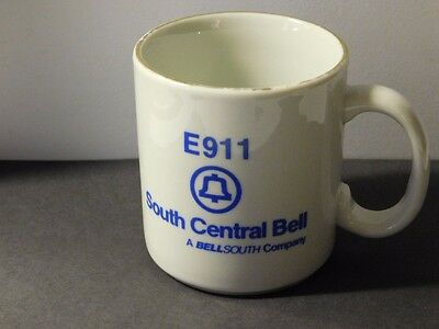South Central Bell Telephone - Mug - Cup E911