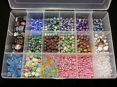 Beads - Craft Supplies - Lot retail over $200 #2