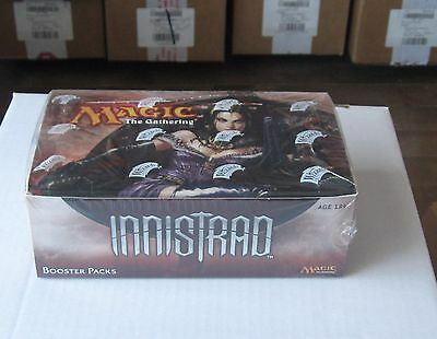 MTG INNISTRAD Booster Box Factory Sealed 36 Pack English MAGIC the GATHERING