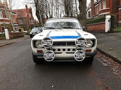 1972 Ford Escort Mk1 classic Rally Car, immaculate condition, read the add!!!