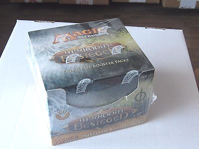 MTG MIRRODIN BESIEGED Pre Release Faction Booster Box Factory Sealed English