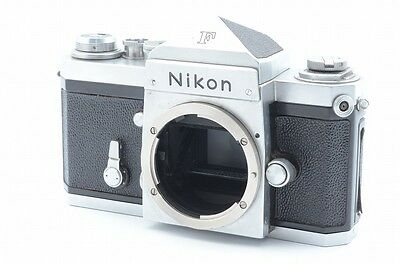 [EXC+]Nikon F Eyelevel 35mm SLR Film 64***** Nippon Kogaku  from Japan(574)