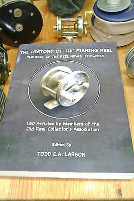 NEW BOOK! - The History of the Fishing Reel:The Best of The Reel News SOFTCOVER