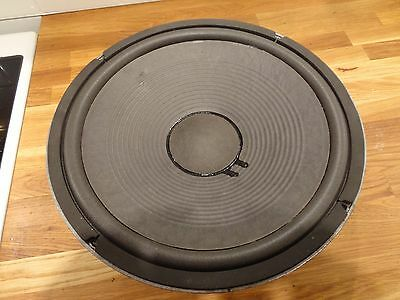 """Vintage Jbl 122A-1 Woofer 12"""" 8 Ohms In Very Good Condition Perfect Working"""