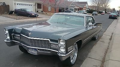 1968 Cadillac DeVille  1968 Cadillac Deville 500 cubic in with only 3000 miles fully baged