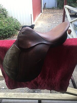 Bates All Purpose Saddle 15""