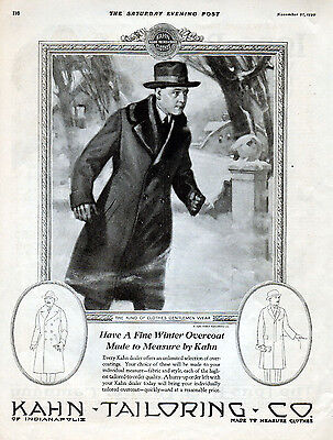 1920 Kahn-Tailoring Co. -Made To Measure clothes -l-783