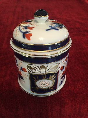 Beautiful Antique Imari Tea Caddy